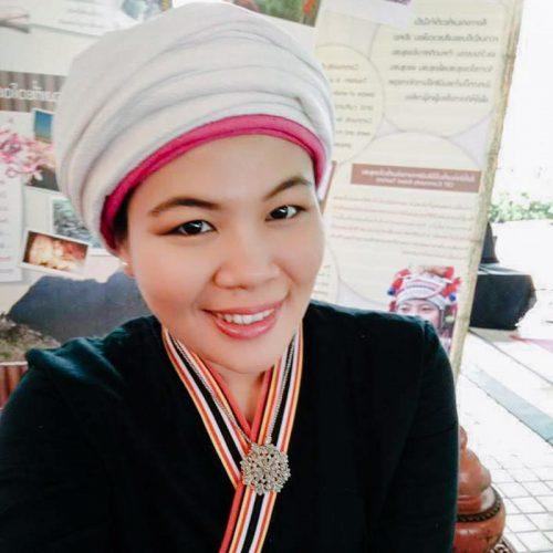 14.ไตลื้อ-ผู้ประสานงานชุมชน คุณพัชรนันท์ บัวมะลิ